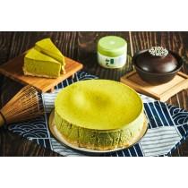 日本十勝四葉抹茶重乳酪蛋糕