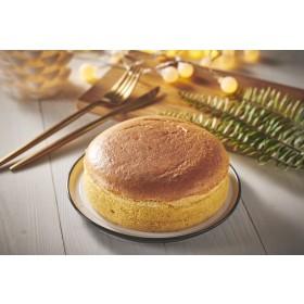 【楓月軒】香草雪克蛋糕 (無麩質, 麥芽糖醇, 低碳)