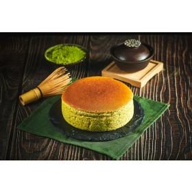 【楓月軒】北海道十勝抹茶乳酪蛋糕 (無麩質, 麥芽糖醇, 蛋奶素)